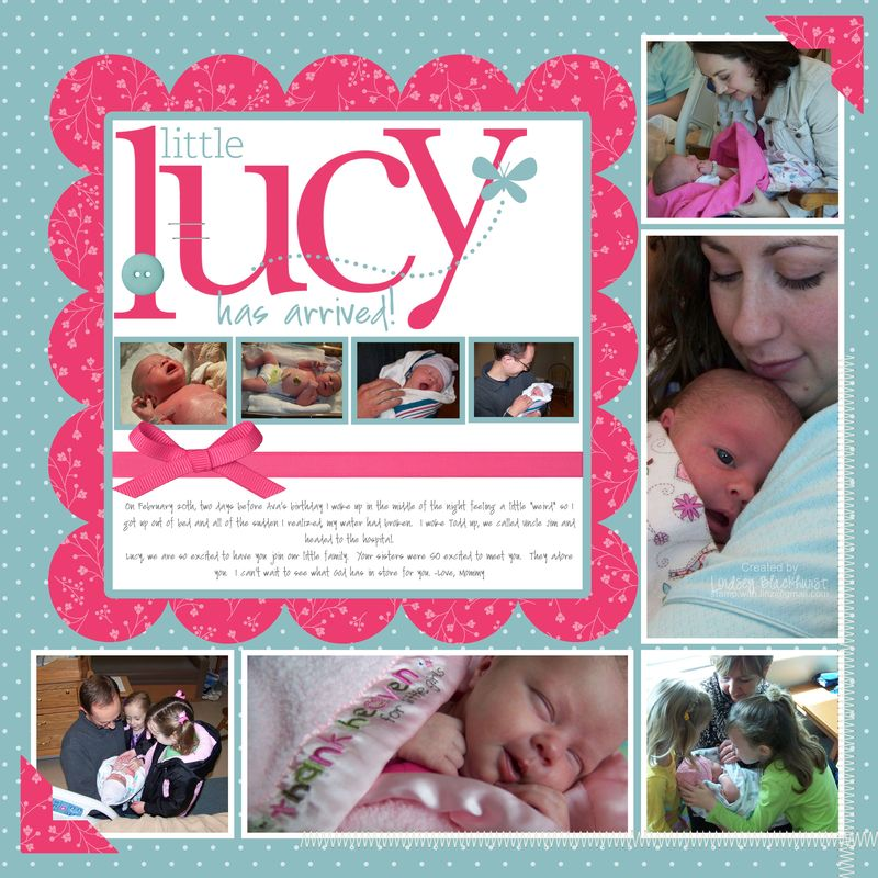 Lucy's first year-001